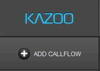 Add Callflow button